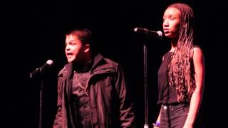 Download 2014 - Brave New Voices (Finals) - ″Text Me″ by Los Angeles Team Video