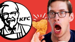 Download Keith Eats Everything At KFC Video