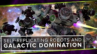 Download Self-Replicating Robots and Galactic Domination   Space Time   PBS Digital Studios Video