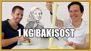 Download Vi Äter en HEL Smält Baksmälleost Video
