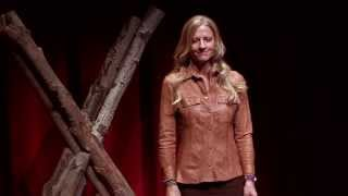 Download Forged by fire: Kristen Moeller at TEDxJacksonHole Video