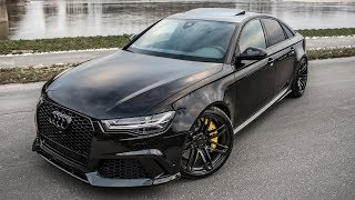 Download One of a kind - AUDI RS6 C7 SEDAN PERFORMANCE - The perfect car Audi never made? (600hp/750Nm) Video