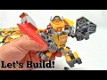 LEGO NEXO KNIGHTS: Battle Suit Axl 70365 - Let's Build!