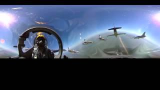 Download Breitling Jet Team 360 Degree Video - Loop Video