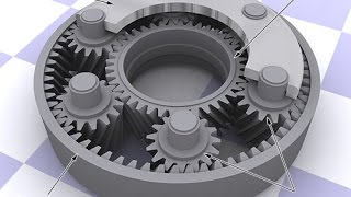 Download HOW IT WORKS: Planetary Gears (720p) Video