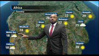 Download Weather Report: 24 July 2017 Video
