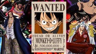 Download Die Bedeutung von Monkey D. Ruffys NEUEM Kopfgeld, was die Welt VERÄNDERT! Video