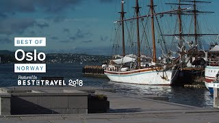 Download Oslo - Lonely Planet Best in Travel 2018 Video