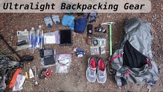Download Pacific Crest Trail Thru-Hike Gear Video
