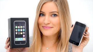 Download Original 2007 iPhone Unboxing!!! Video