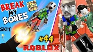 Download ROBLOX BREAK MY BONES PLEASE!! FGTEEV Duddy Surgery GAMEPLAY ROLEPLAY SKIT Video