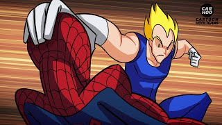 Download Dragon Ball Z VS Marvel Superheroes - What If Battle [ DBZ Parody ] Video