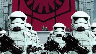 Download Star Wars: The Force Awakens Teaser #2 IN LEGO (Frame by Frame) Video