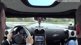 Download [60fps] Koenigsegg Agera R owner HAMMERS it on German UNRESTRICTED Autobahn meet Porsche 918 Spyder Video