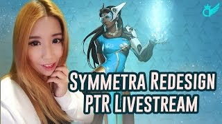 Download Symmetra Redesign Livestream with Alymew - Overwatch Video