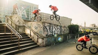 Download BMX Shredding in the Heart of Milan   Three Day Metro Pass Video
