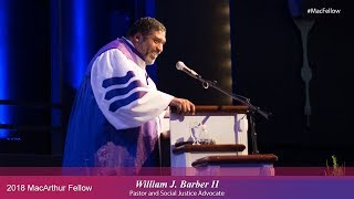 Download Pastor and Social Justice Advocate William J. Barber II | 2018 MacArthur Fellow Video