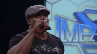 Download Lashley has a Blast from the Past | IMPACT Feb. 16th, 2017 Video