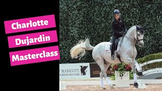 Download Charlotte Dujardin Masterclass: How to Warm Up Your Dressage Horse Video
