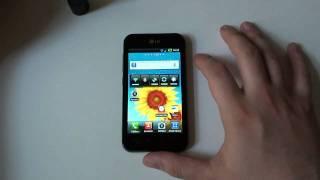 Download Video-Review: LG P970 OPTIMUS Black Video
