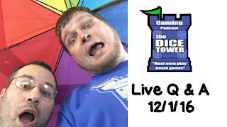 Download Live Q & A with Jason and Tom - December 1, 2016 Video