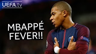 Download KYLIAN MBAPPÉ: All Champions League GOALS! Video