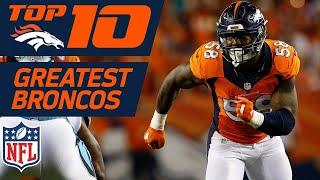 Download Top 10 Greatest Denver Broncos of All-Time | NFL Films Video