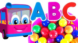 Download Kids Learn Colors & ABCs with Surprise Eggs | Teach ABC Song & Colors Rhymes for Children & Toddlers Video