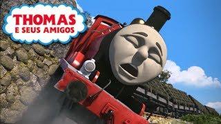 Download Thomas e Seus Amigos   Confusão e Atraso   Compilação Video