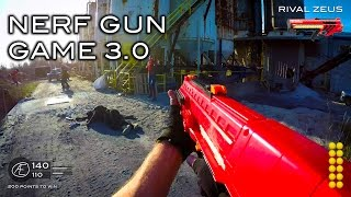 Download Nerf meets Call of Duty: Gun Game 3.0 | First Person in 4K! Video