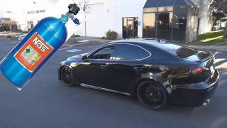 Download 2011 Lexus ISF Nitrous Oxide System Install - Gearhead Garage! Video