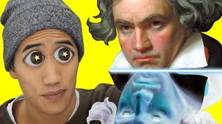 Download Inverted Beethoven sounds WILD Video
