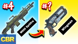 Download Apex Legends Weapons Ranked From Worst To Best Video