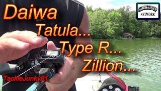 Download Daiwa Tatula...Type R...Zillion (TackleJunky81) Video