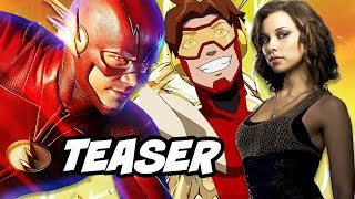 Download The Flash Season 5 Teaser Scenes and Arrow Season 7 Clues Breakdown Video