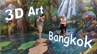 Download 3D Art in Paradise Museum Bangkok Video