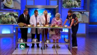 Download Mama Takes Mystery Food Challenge - The Doctors Video