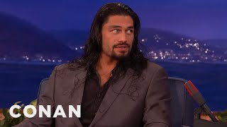 Download Roman Reigns' Nemesis: The Buttcheek Bandit - CONAN on TBS Video