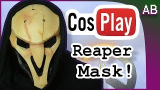 Download Painting Reaper Mask Cosplay Tutorial - Overwatch Costume Video