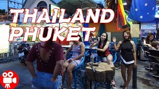 Download Walking Phuket Patong O TOP Plaza Night market and Baan Zaan bazzar - 4K 60FPS HDR Video