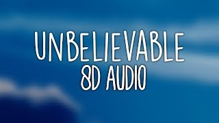 Download Why Don't We - Unbelievable (8D Audio) 🎧 Video