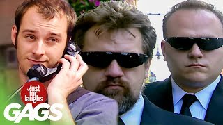 Download Secret Agents Pranks - Best of Just For Laughs Gags Video