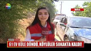 Download ZEYTİNKÖY ORMAN YANGINI- NİLÜFER ÖZKAN SHOW HABER Video