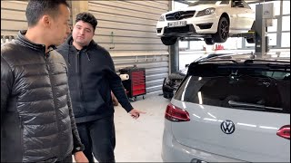 Download LA PLUS BRUYANTE DES GOLF 7 DE FRANCE !! 🙅‍♂️ Video