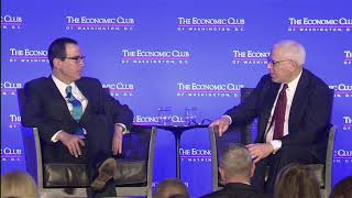 Download The Honorable Steven T. Mnuchin, Secretary of the U.S. Department of the Treasury Video