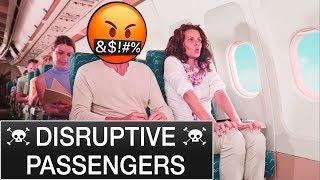 Download Passengers OUT OF CONTROL. Mentour Pilot explains. Video
