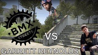 Download BMX STREETS VS PROS!!! GARRETT REYNOLDS EDITION! BMX STREETS GAMEPLAY! Video