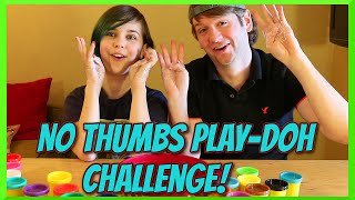 Download Challenge! - Funny Easter No Thumbs Play-Doh with Chad Alan Video