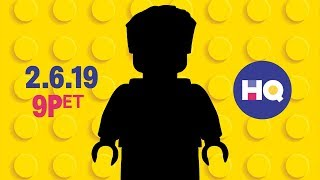Download The LEGO Movie 2 - HQ Trivia Night February 6 at 9pm ET! Video