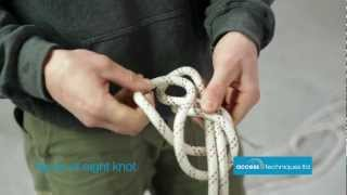 Download Basic Rope Access Knots By Access Techniques Ltd Video